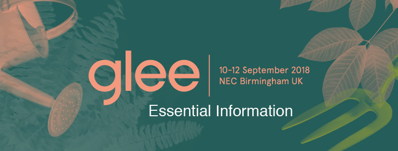 Glee Birmingham 2018 - Essential Info