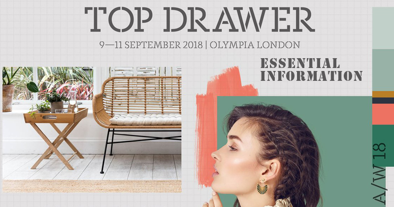 Top Drawer Autumn 2018