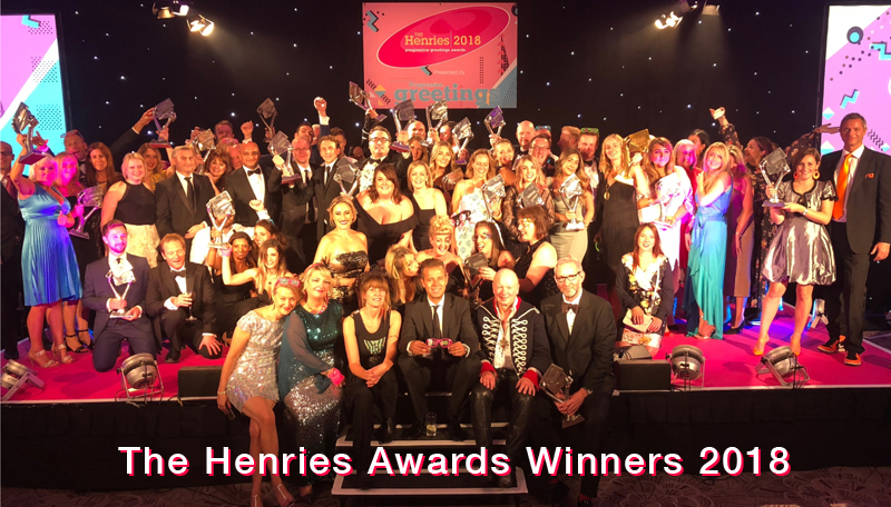 Henries Awards Winners 2018