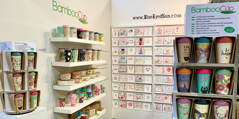 BambooCup Stand 2019