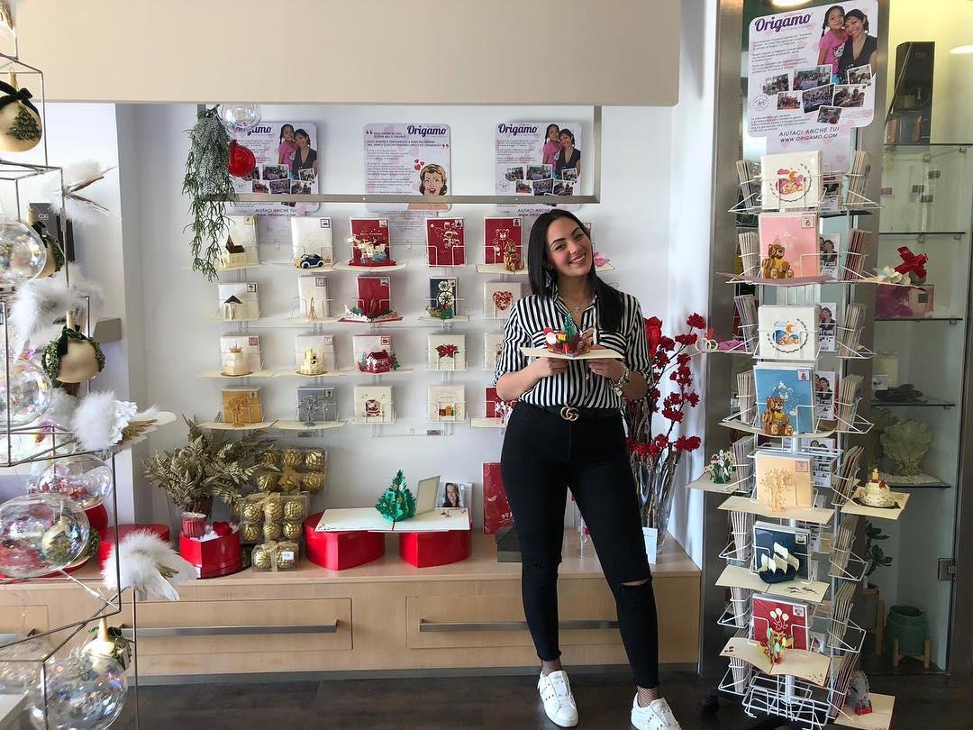 Origamo - Point of Sale Displays