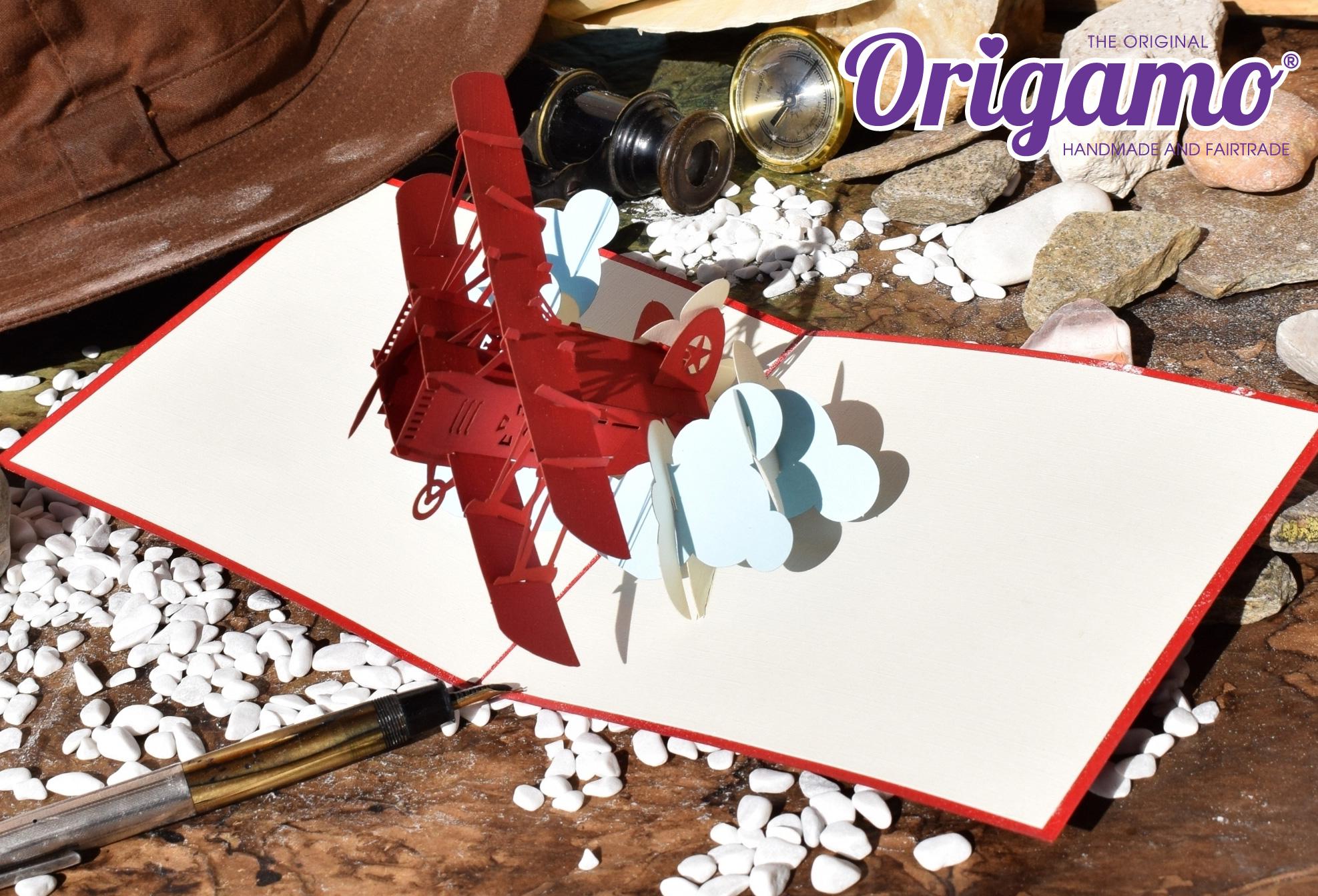 Origamo Greeting Cards UK