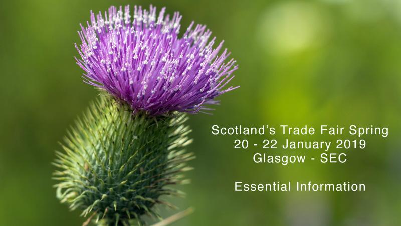 Scotland's Trade Fair Spring 2019
